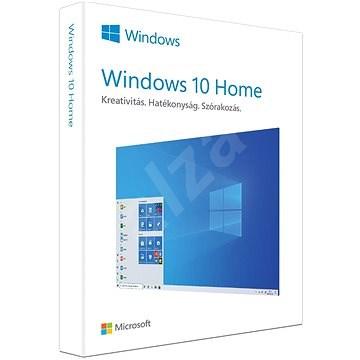 Microsoft Windows 10 Home HU (FPP) - Operációs rendszer